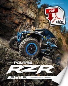Acessórios 2018 Polaris RZR